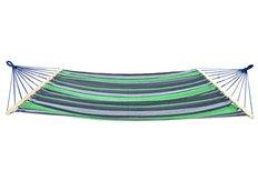 Houpací síť pro dva 220x150 cm - modrá