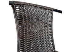 Zahradní ratanová židle PATRICIO