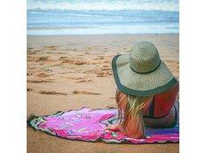 Plážová osuška DONUT