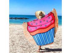 Plážová osuška MUFFIN