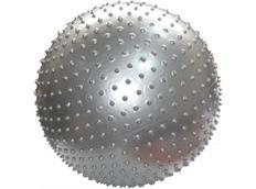 Míč masážní  073/30 stříbrná