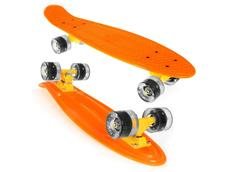 Pennyboard FISH F5 LED orange