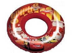 Nafukovací kruh s potiskem CARS (Auta) 50 cm