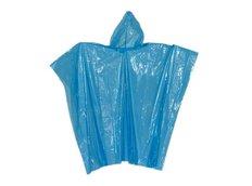 Pláštěnka PONČO 0179 transparentní modrá