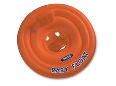 Kruh dětský dvojitý MY BABY FLOAT oranžový