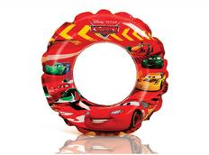 Kruh plavecký CARS 51 cm