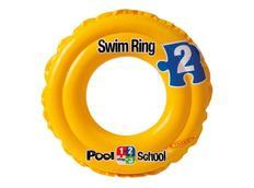 Kruh plavací DELUXE 51 cm