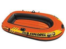 Člun nafukovací EXPLORER PRO 200 - oranžový