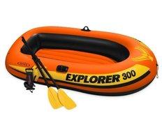 Nafukovací člun Explorer PRO 300 - oranžový