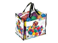 Míčky 8 cm 100 ks - Mix barev
