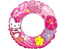 Nafukovací kruh Hello Kitty 61 cm