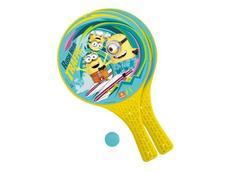Plážový tenis MIMONI žlutá