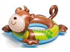 Kruh plavací ZVÍŘATA Opice