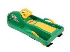 Boby říditelné Snow Boat - zelené