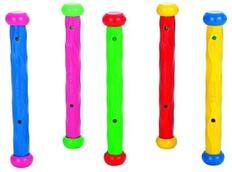 Tyčky pro potápění - mix barev
