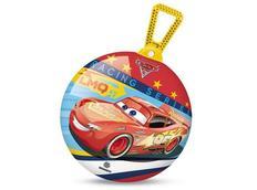 Skákací míč s držadlem 45 cm Cars (Auta)
