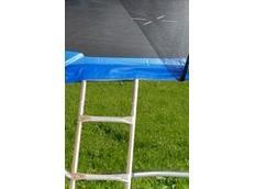 Trampolína ECO 305 cm + síť a žebřík