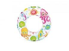 Kruh plavecký 61 cm MOŘSKÝ POTISK