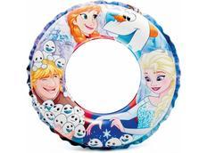 Kruh plavecký Frozen 51 cm