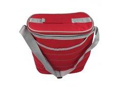 Chladící taška 15 l 30x23x28 cm červená/modrá
