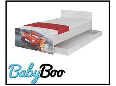 Dětská postel MAX Disney - AUTA 3 180x90 cm - bez bariérek