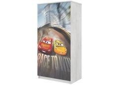 Dětská skříň Disney - CARS 3