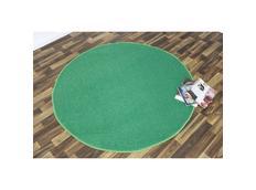 Kusový koberec Nasty - tyrkysový kulatý