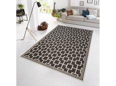 Kusový koberec BOTANY Bay - černý
