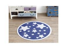 Kusový koberec Deko Stars - modrý