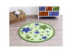 Kusový koberec Deko Stars - zelený