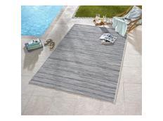 Venkovní kusový koberec Lotus Meliert - modro-šedý