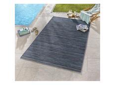 Venkovní kusový koberec Lotus Meliert - modrý
