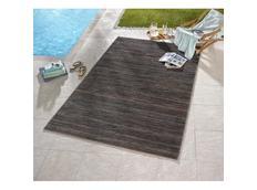 Venkovní kusový koberec Lotus Meliert - hnědý
