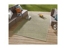 Kusový koberec Meadow Raut - zelený