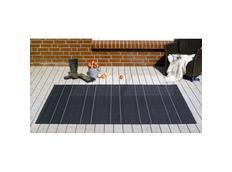 Kusový koberec Sunshine - černý