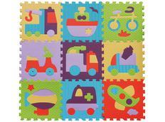 Pěnové puzzle - vozítka