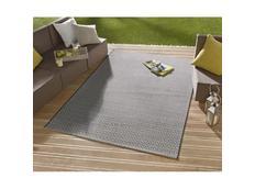 Kusový koberec Meadow Coin - černý