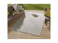 Kusový koberec Meadow Coin - šedý
