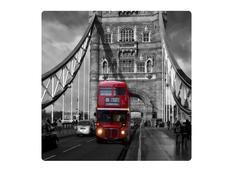 Dekorační obrázek LONDÝNSKÝ AUTOBUS