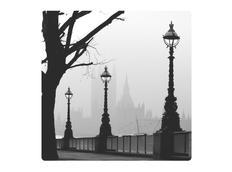 Dekorační obrázek MAGICKÝ LONDÝN