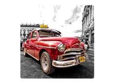 Dekorační obrázek KUBÁNSKÉ TAXI