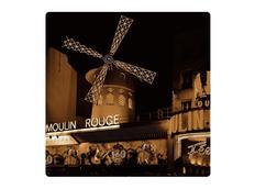 Dekorační obrázek MOULIN ROUGE