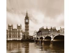 Designový závěs LONDÝN