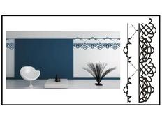 Samolepky na zeď BORDURA COLOR - vzor 11