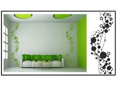 Samolepky na zeď BORDURA COLOR - vzor 13