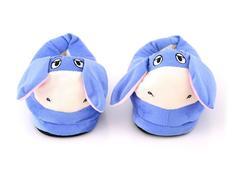 Plyšové papuče KIGU - oslík Ijáček