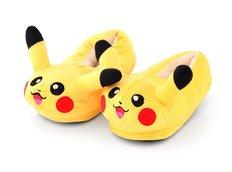 Plyšové papuče KIGU - Pikachu