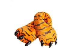 Plyšové papuče KIGU - tygřík