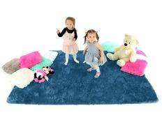 Dětský plyšový koberec Moon Light