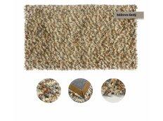 Kusový koberec Shaggy MAX fido - béžovo-šedý